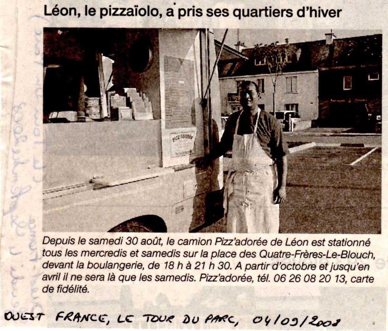Le 04/09/08 – Le Tour du Parc