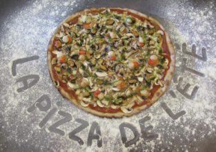 La pizza de l'été