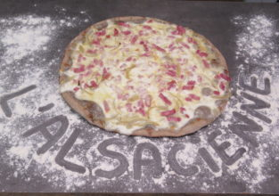 l'Alsacienne la pizza du moment